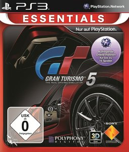 Gran Turismo 5 (Essentials)