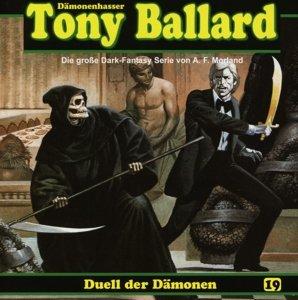 Tony Ballard 19-Duell der Dämonen