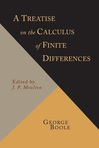 A Treatise on the Calculus of Finite Differences [1872 Revised E