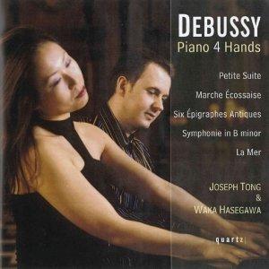Debussy Piano 4 Hands