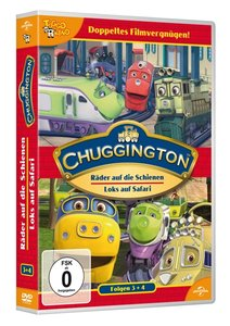 Chuggington Vol. 3 & 4