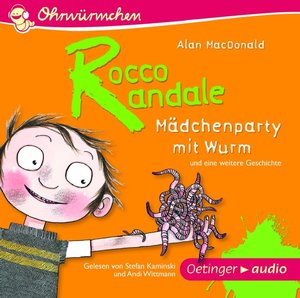 Rocco Randale - Mädchenparty mit Wurm CD