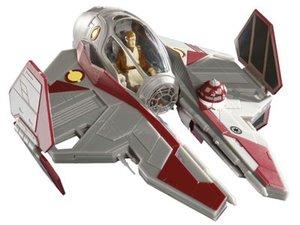 Revell 06721 - Star Wars: Obi Wans Jedi Starfighter easykit Pock