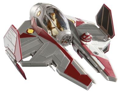 Revell 06721 - Star Wars: Obi Wans Jedi Starfighter easykit Pock - zum Schließen ins Bild klicken