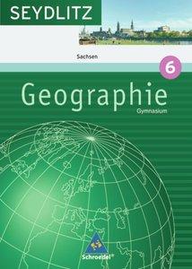 Seydlitz Geographie Schülerband 6 (Klasse 10). Ausgabe 2004 für