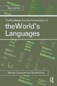 Campbell, G: Concise Compendium of the World's Languages