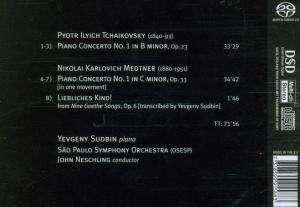 Erste Klavierkonzerte