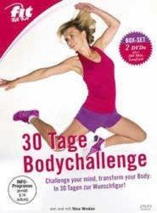 Fit for Fun - 30 Tage Bodychallenge. In 30 Tagen zur Wunschfigur