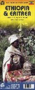 Ethiopia 1 : 2 000 000 & Eritrea 1 : 900 000