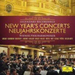 Neujahrskonzerte (Legendary Recordings)