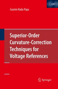 Superior-Order Curvature-Correction Techniques for Voltage Refer