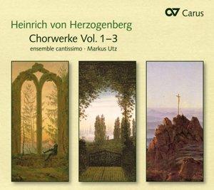 Chorwerke Vol.1-3
