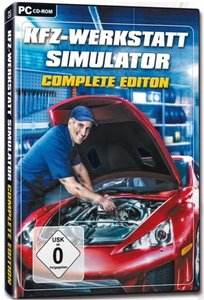 KFZ-Werkstatt Simulator - Complete Edition