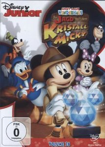 Micky Maus Wunderhaus - Die Jagd nach dem Kristall-Micky