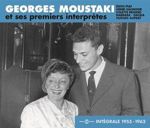 Int?grale Georges Moustaki Et Ses Premiers