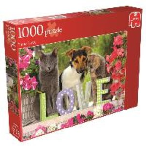 Wahre Liebe. Puzzle 1000 Teile