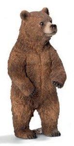 Schleich 14686 - Wild Life: Grizzlybärin