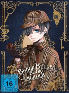 Black Butler - Book of Murder - DVD Box (2 DVDs)