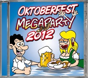 Oktoberfest Megaparty 2012