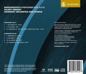 Sinfonien 3 & 10