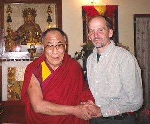 10 Fragen an den Dalai Lama