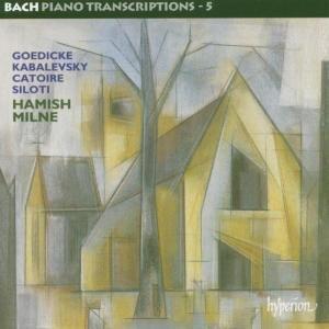 Bach Klaviertranskriptionen 5