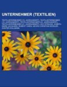 Unternehmer (Textilien)