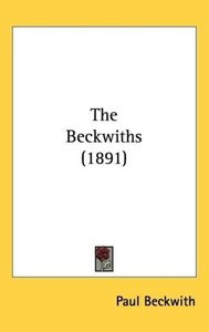 The Beckwiths (1891)