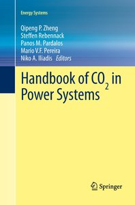 Handbook of CO2 in Power Systems