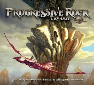 Progressive Rock-Trilogy