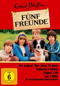 Fünf Freunde-Collector's Edition