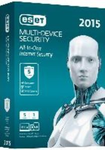 ESET Multi Device Security 2015 Edition (5PC/1Jahr)