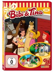 Bibi & Tina. Wirbel um die Pferdegala / Ein falscher Verdacht - zum Schließen ins Bild klicken