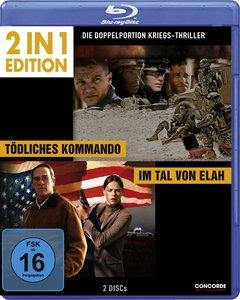 2 in 1 Edition: Tödliches Kommando-The Hur (DVD)