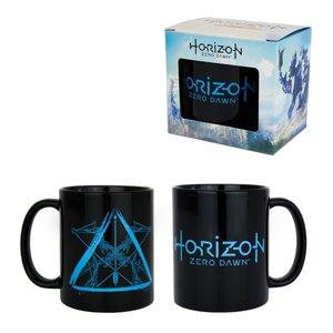 Horizon: Zero Dawn - Kaffeebecher / Tasse - Logo / Arrow - Schwa