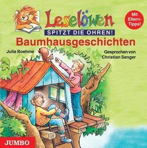 Leselöwen Baumhausgeschichten. CD