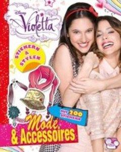 Disney Violetta - Stickern & Stylen: Mode & Accessoires