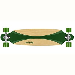 Streetsurfing 500228 - Longboard Freeride 39, Carving Green