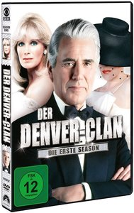 Der Denver-Clan - Season 1 (4 Discs, Multibox)