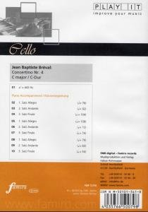 Concertino Nr. 4, C-Dur