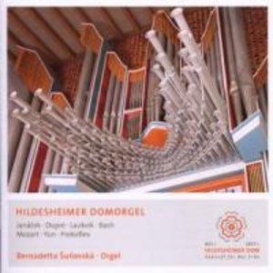 Orgelmusik Aus Dem Hildesheimer Dom