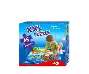 Zoch 606034960 - Piraten Riesenpuzzle, 45 tlg.