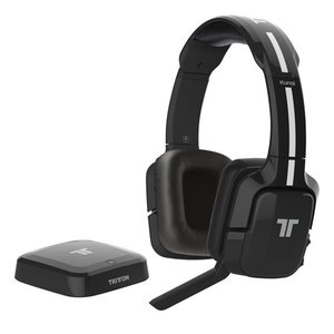 TRITTON® KunaiÖ Wireless Stereo Headset, schwarz