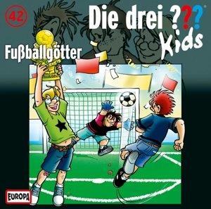 Die drei ??? Kids 42: Fußballgötter (Fragezeichen)