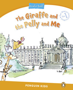Penguin Kids 3 Giraffe and the Pelly, The (Dahl) Reader