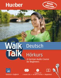 Walk & Talk Deutsch Hörkurs