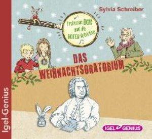 Prof. Dur und die Notendetektive 02: Das Weihnachtsoratorium