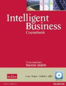 Intelligent Business Intermediate Course Book (with Class Audio