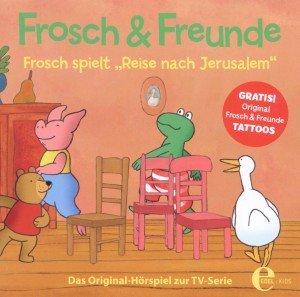 (3)HSP TV-Serie-Frosch spielt Reise nach Jerusalem