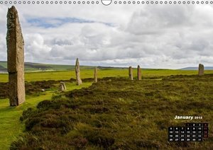 The Orkneys - Scotland`s northern Islands (Wall Calendar 2015 DI